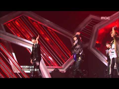 EXO-K - MAMA, 엑소케이 - 마마, Music Core 20120421