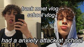 grwm+track,school vlog 2019