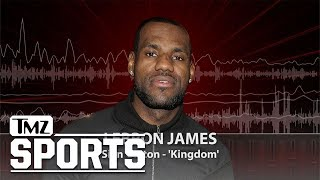 LeBron James' Epic Rap Session from 2014 | TMZ Sports