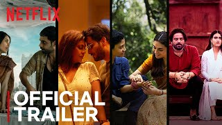 Ajeeb Daastaans Netflix Web Series Video HD