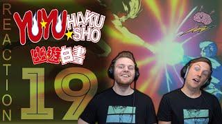 SOS Bros React - Yuu Yuu Hakusho Episode 19 - Beastie Bois
