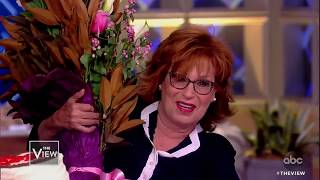Joy Behar Gets Surprised By MSNBC's Ari Melber & Chris Hayes