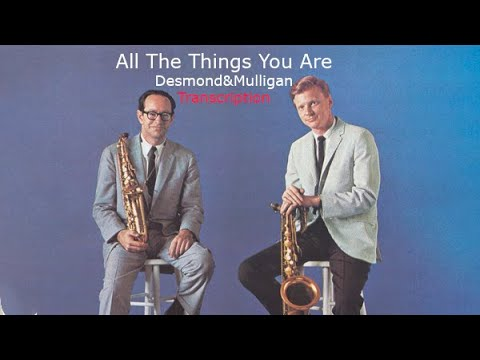 All the Things You Are (2003 Remastered)