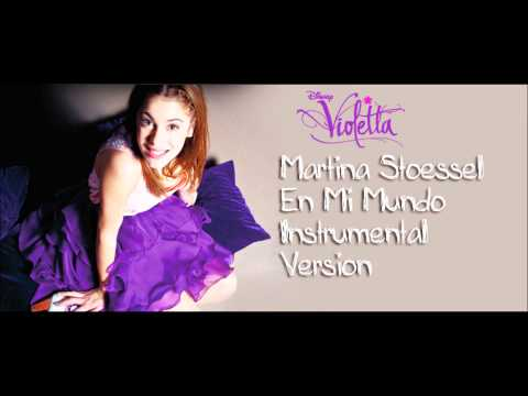 Violetta - En Mi Mundo (Instrumental Version)