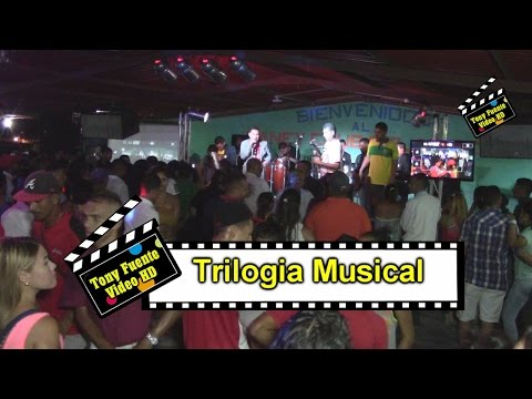 Trilogia Musical/La Morrocoya/9no Aniversario de Trilogia Musical/Tony Fuente Video HD