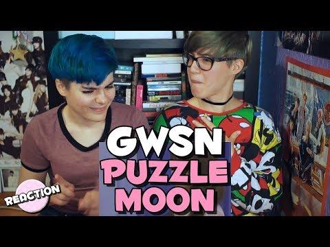 GWSN (공원소녀) - PUZZLE MOON (퍼즐문) ★ MV REACTION