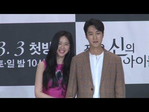 "[SSTV] 심희섭, 이엘리야? ""연기 몰입도 높고, 해맑은 배우"" (작은 신의 아이들)"