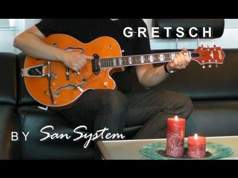 Guitar - Gretsch 6120 Chet Atkins (Eddie Cochran Conversion)