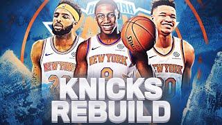 REBUILDING THE NEW YORK KNICKS | NBA 2K20 MY LEAGUE