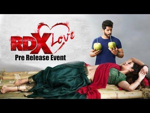 RDX Love Pre Release Event