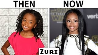 Disney Channel Stars Then and Now 2018 (FAMOUS DISNEY STARS)