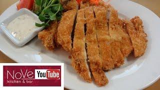 Chicken Katsu - How To Make Sushi Series