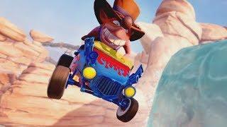 Crash Team Racing Nitro-Fueled – Customisation Trailer