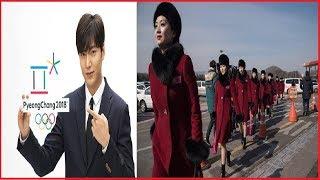 Thế Vận Hội Mùa Đông 2018,Triều Tiên Cử Hơn 300 Cô Gái Xinh Đẹp Đến Hàn Quốc Với Ý Đồ