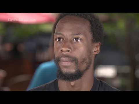 Monfils Discusses Second Round Win At US Open 2016