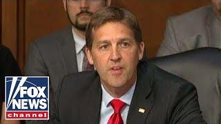 Sen. Ben Sasse unloads on Congress at Kavanaugh hearing