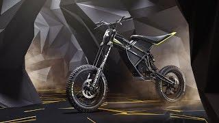 Kuberg Freerider - La moto trial électrique en vidéo