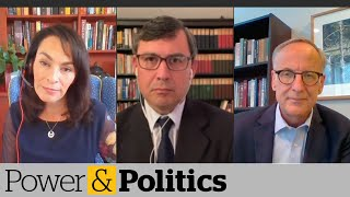 How do Canada's political parties handle the challenges of foreign policy?