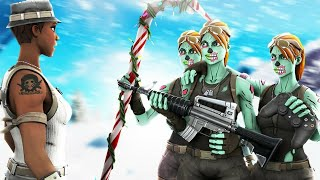 so i tried out for a TOXIC GHOUL TROOPER CLAN using RECON EXPERT..