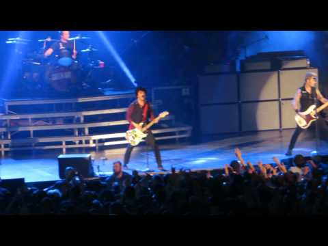 Green Day - Who Wrote Holden Caulfield? - Live in Fairfax, VA (99 Revolutions Tour 2013)