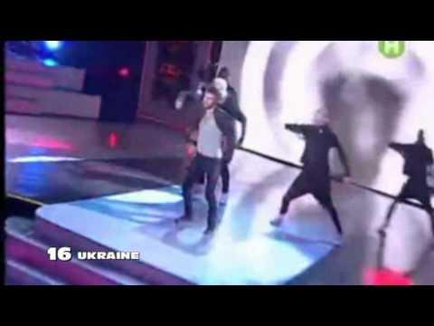 Worldvision 2011...16.Ukraine.Max Barskih - Lost in Love