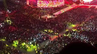 Wrestlemania 34 Asuka  Entrance (Fan Video)