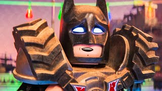 Holiday Party with Batman and Wonder Woman Short Movie - THE LEGO MOVIE 2 (2019)