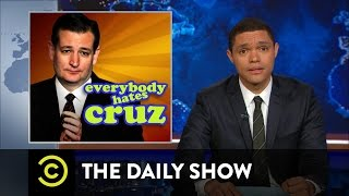Ted Cruz's Treasure Trove of Raw Footage: The Daily Show