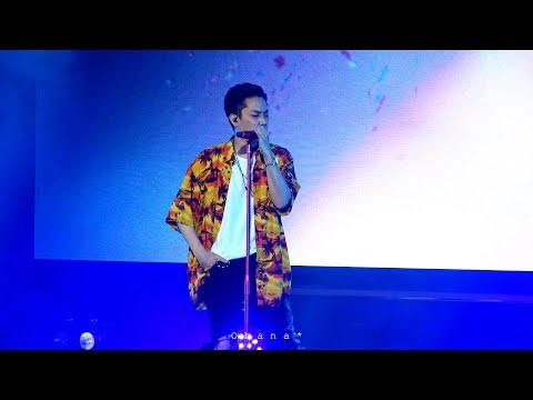 180721 EUN JI WON 2018 PRIVATE STAGE 1'HE LAND IN TAIPEI 만취 In Melody - 은지원