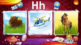 ABCD For Kids - Baby Tv Alphabets - ABC Learning Games For Toddlers