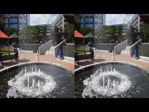 City Center Park Greensboro, NC (YT3D:Enable=True)