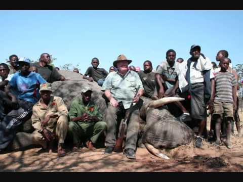 Hunting in South Africa Namibia and Botswana