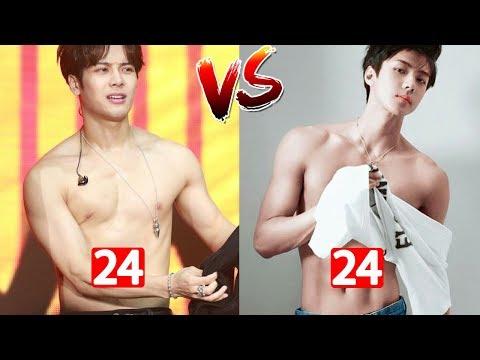 GOT7 Jackson Vs EXO Sehun Childhood/Transformation II Who Is More Handsome ???