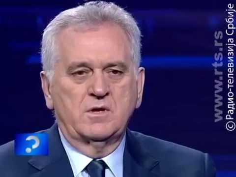 Tomislav Nikolić - Društvene mreže i telefonski kontakt