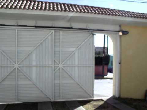 Puertas automaticas porton corredizo con operador merik Puertas corredizas seguras