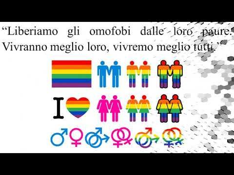 Video sulla Giornata contro l'omofobia