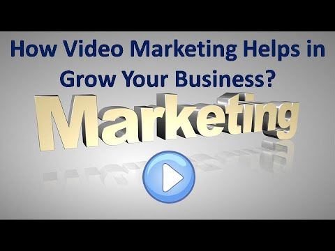 How Video Marketing Helps in Grow Your Business ?