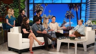'The Big Bang Theory' Cast Is 'Falling Apart'
