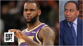 Walt Frazier calling LeBron James a bad teammate is 'irresponsible' – Stephen A. | Get Up!