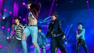 [HD FRONT ROW FANCAM] BTS (방탄소년단) FAKE LOVE BBMAS 2018 | 빌보드 앞줄 캠