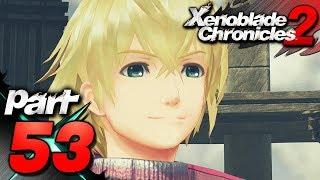 Xenoblade Chronicles 2 - Part 53 - Shulk and Fiora DLC