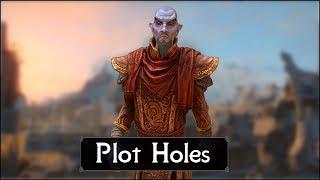 Skyrim: 5 More Hilarious Plot Holes that Make Absolutely No Sense in The Elder Scrolls 5: Skyrim