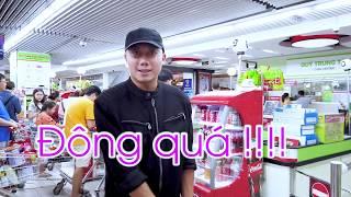 GINO TỐNG & KIM CHI đi siêu thị ngày cuối tuần | GINÔ TỐNG Official