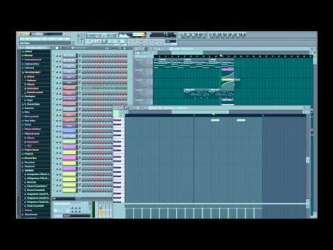 Baixar TUTORIAL: David Guetta ft. Sia - She Wolf [FL Studio 10 Remake / Instrumental] [HD]