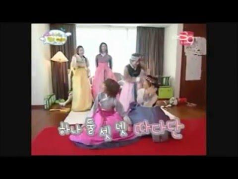 (SNSD) Kim Hyoyeon 김효연 is Kim choding