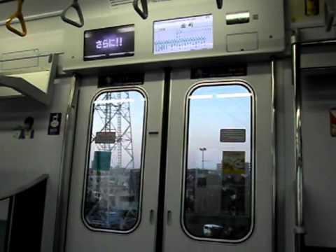 東京メトロ 有楽町線 10000系 江戸川橋➔飯田橋