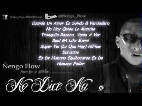 No Dice Na (Con Letra) - Ñengo Flow (Letra / Lyrics)
