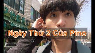 [Vlog 15] :  Du Học Hàn Quốc -Ngày Thứ 2 - 내 월요일일