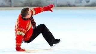 Worst Ice Skater Ever?
