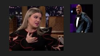 BREAKING NEWS: STEVE HARVEY TALK SHOW CANCELLED. KELLY CLARKSON WILL REPLACE HIM